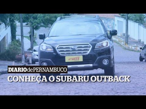 Conhe�a o novo Subaru Outback