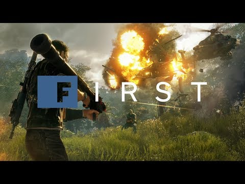 6 of Just Cause 4's Most Destructive Weapons - IGN First - UCKy1dAqELo0zrOtPkf0eTMw