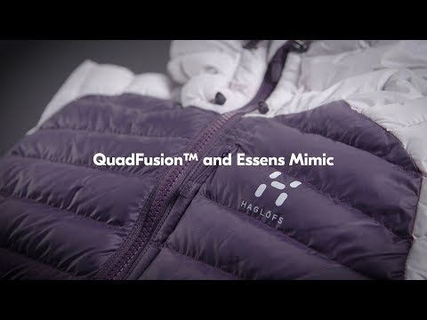Haglöfs Essens Mimic with QuadFusion Mimic