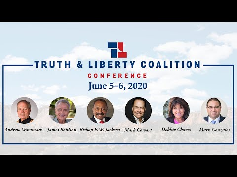 Truth & Liberty Coalition Conference 2020: Day 2, Session 3