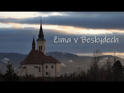 Zima v Beskydech - TIMELAPSE