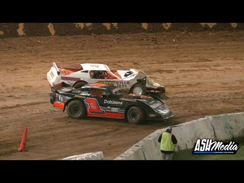 Thrills and Spills | 15th May 2021: Archerfield Speedway - Super Sedans GP53 - dirt track racing video image