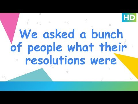 No Resolution Is The New Resolution | #MakeItOrBreakIt | Eros Now