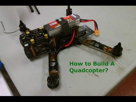 How to Build a Quadcopter: Pod Racer - UC-WNzyemqDHw7jvY3zmJ9nw
