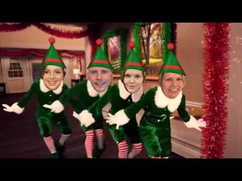 Juldans på Hyresbostäder 2016