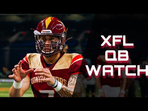 The Spring League QB Cole McDonald is a great fit for the XFL