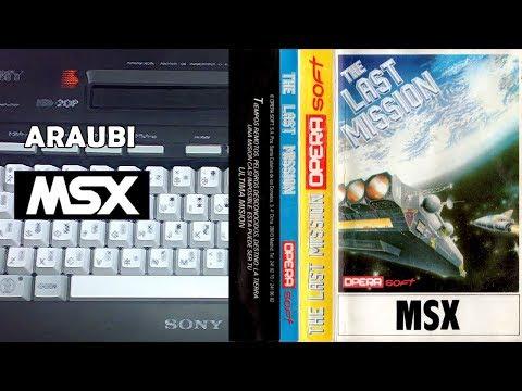 The Last Mission (Opera Soft, 1987) MSX [432] Walkthrough Comentado
