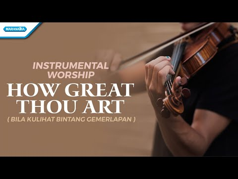 Henry Lamiri - How Great Thou Art (Instrumental Violin)