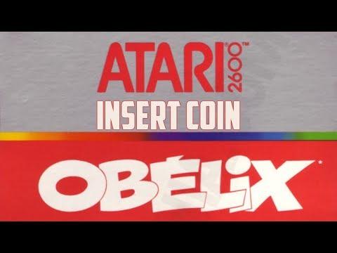 Obélix (1983) - Atari 2600 - Análisis Comentado