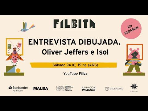 Vidéo de Oliver Jeffers