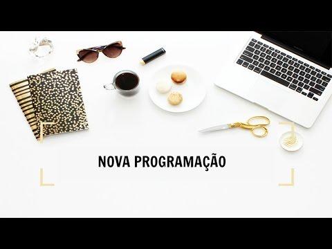Nova Programação do Canal + Recado Importante sobre Diferença Cultural
