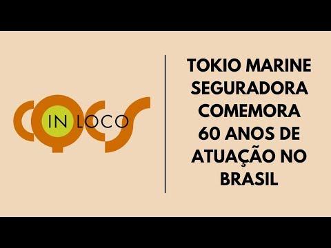 Imagem post: Tokio Marine Seguradora comemora 60 anos de atuação no Brasil