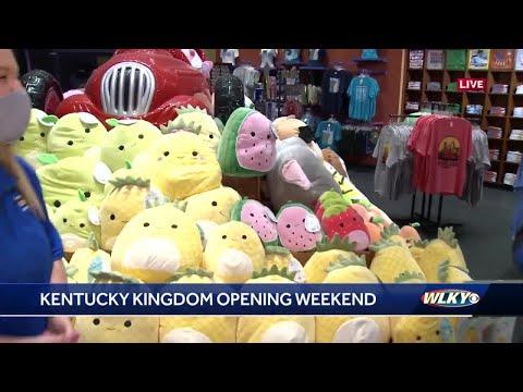 Kentucky Kingdom offering new 5D entertainment