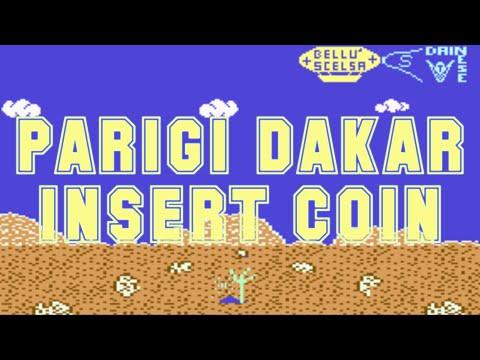 Parigi Dakar (1985) - Commodore 64 -