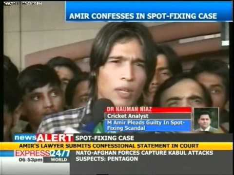 Amir was the brightest prospect in the team: Dr Nauman Niaz