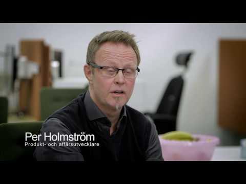 Per Holmström, Produkt- och affärsutvecklare, Umeå Energi