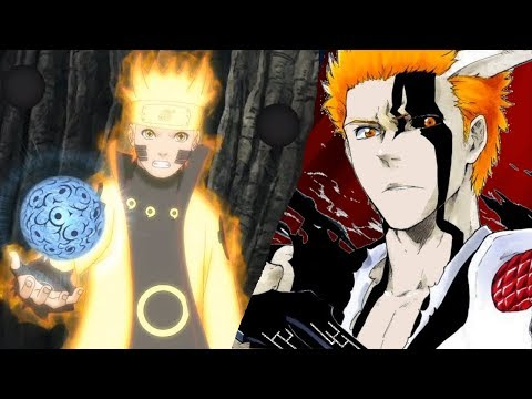 Naruto vs Ichigo Power Levels Over The Years (Naruto vs Bleach)