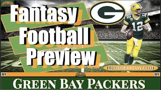 2019 Fantasy Football Team Preview: Green Bay Packers