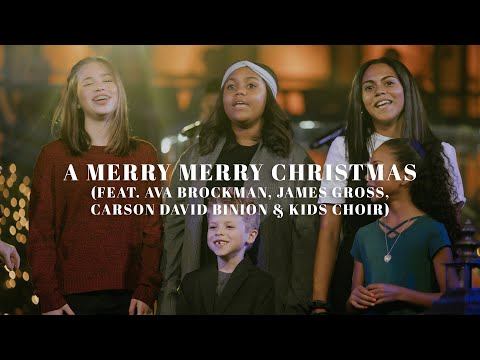 David & Nicole Binion - A Merry Merry Christmas (Official Live Video)