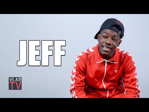 Jeff on Linking with Nick Cannon Through Uncle Zaytoven, Getting Signed (Part 1)