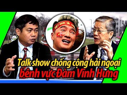 Talk show chống cộng hải ngoại lên tiếng bênh vực ca sĩ Đàm Vĩnh Hưng