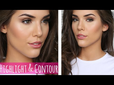 HOW TO HIGHLIGHT AND CONTOUR FOR BEGINNERS! - UCww1qKLCTY75aOKBg1OtWnQ