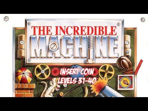The Incredible Machine (1992) - PC - Levels 31 - 40 - Solución en español