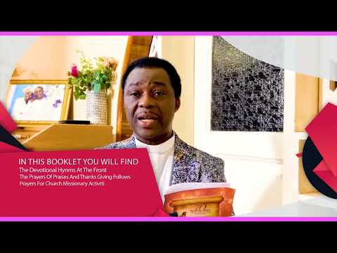 70 DAYS SPECIAL ANNOUNCEMENT BY DR.D.K OLUKOYA(G.O MFM WORLD WIDE)
