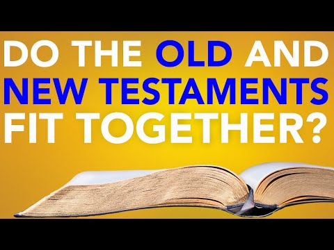 Old Testament, New Testament: One God    Discovering How the Old and New Testaments Connect