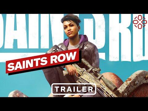 Saints Row – bejelentő előzetes