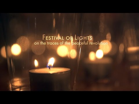 1. Platz: Festival of Lights - On The Traces of The Peaceful Revolution