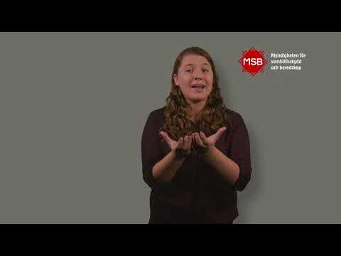 Om MSB på teckenspråk