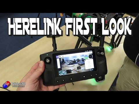 Herelink HD Video Transmission & Control: First Look - UCp1vASX-fg959vRc1xowqpw