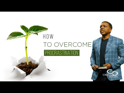 03 27 20 - How to Overcome Procrastination