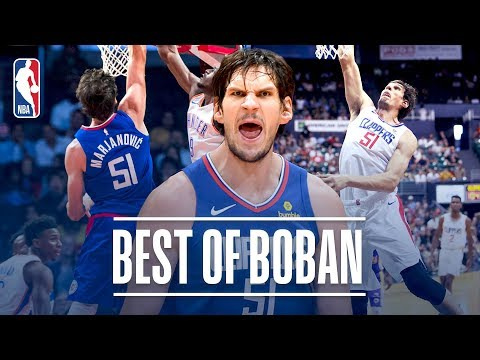 Best of Boban Marjanovic