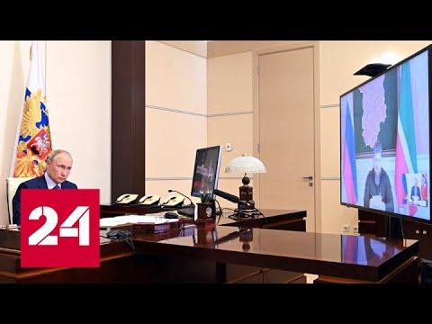 Путин посоветовал Кадырову идти на выборы главы Чечни  