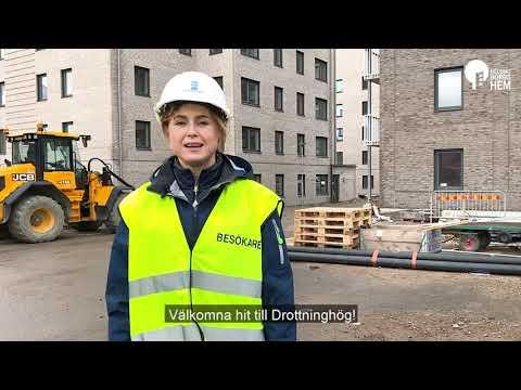 Tornet bygger 108 hyresrätter på Drottninghög