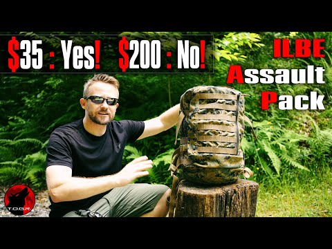 US Marines ILBE Assault Pack - Just Not Worth It Any Longer - Updated Review