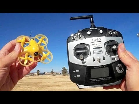 Jumper X68T Micro FPV Whoop Racer Flight Test Review - UC90A4JdsSoFm1Okfu0DHTuQ