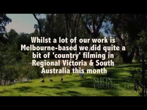 Shon Productions filming in the country
