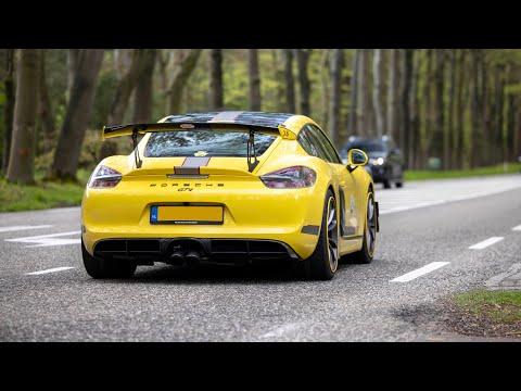 Sportscars Accelerating - Fabspeed GT4, MC Stradale, SuperSprint C63 S, TTE480 Golf 6 R, Giulia QV