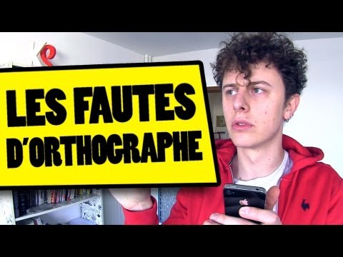 NORMAN - LES FAUTES D'ORTHOGRAPHE - UCww2zZWg4Cf5xcRKG-ThmXQ