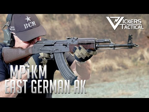 MPiKM - East German AK