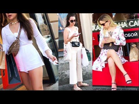Как выглядят россияне? СУПЕР street style на улице Рубинштейна и Невском Что модно этим летом 2020
