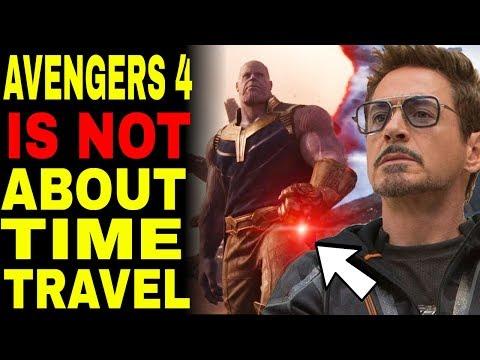 Avengers Endgame Is NOT A Time Travel Movie - UCDw68MSTT0QXODs2JrFef7g