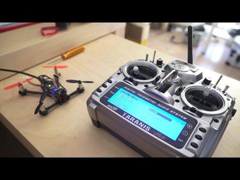 Eachine EX100 Micro FPV Quadcopter Review Setup and Flights - UCsFctXdFnbeoKpLefdEloEQ