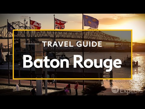 Baton Rouge Vacation Travel Guide | Expedia (4K)