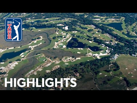 Highlights | Round 1 | The RSM Classic 2019