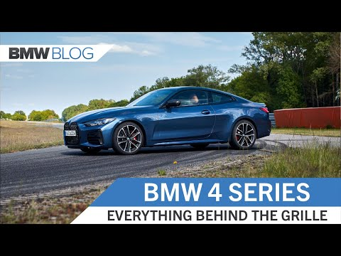 BMW 4 SERIES – More Than Just A Grille