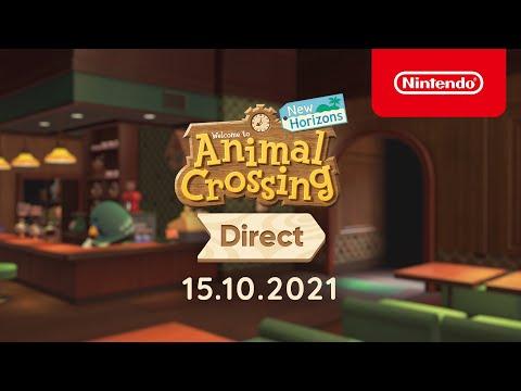 Animal Crossing: New Horizons Direct ? 15.10.2021 (Nintendo Switch)